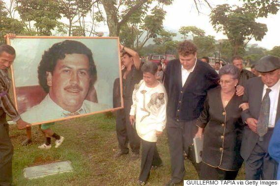 ベビーシッターは凶悪犯だった。コロンビアの麻薬王の息子は今「和解」を求め世界を旅する