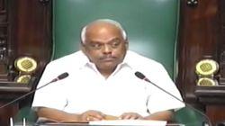 Karnataka Speaker Compares Himself To Rape Survivor Amid Controversy Over Audio