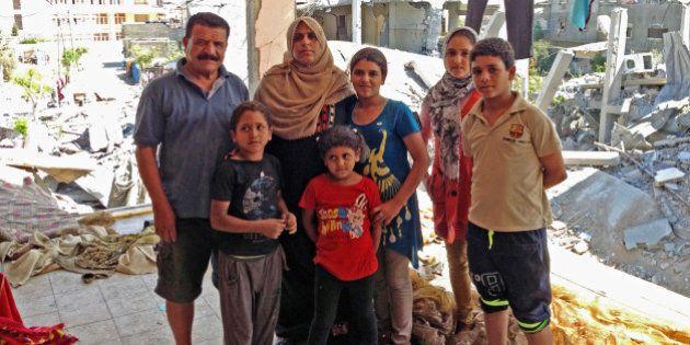 【ガザ紛争から1年】「戦争は人間の尊厳をも破壊する」