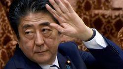 安倍内閣支持率、41%に下落 朝日新聞世論調査