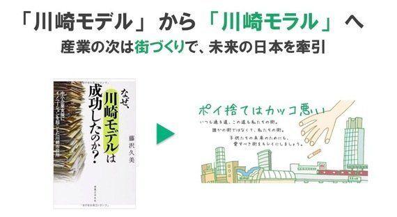川崎モラル第2弾「参加する街、川崎」(前編)