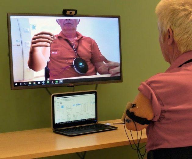 幻肢痛で苦しむ切断患者をサポートする、ARを活用した治療