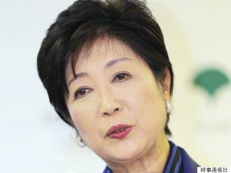 小池百合子知事、記者の質問に「失礼なんじゃないですか」と反論 最後は皮肉を込めて...