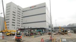 開業予定日寸前までつづく豊洲市場の工事 先延ばしは当然だった?
