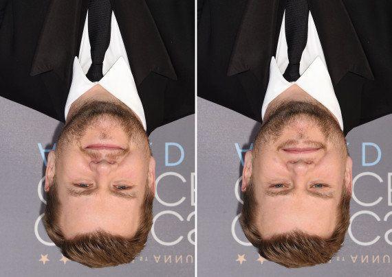 【目の錯覚】画像を逆さにすると、人間の目は「違い」に鈍感になる(試してみよう)