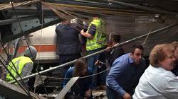 ニュージャージー州ホーボーケン駅で通勤列車が駅舎に突っ込む 少なくとも1人死亡、114人負傷