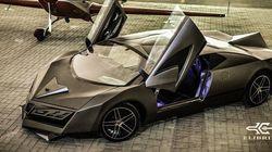 カタール初のスーパーカー「Elibriea」、年内の市販化を目指す