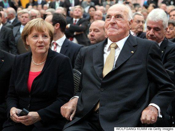 コール元ドイツ首相が死去