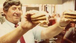 ビッグマック生みの親、98歳で亡くなる 週1回はマックを食べていた?