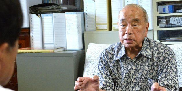 「軍隊は決して民間人の命を守らない」元沖縄県知事・大田昌秀さんが遺してくれた、平和への思い(動画)