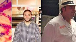 46キロの減量に成功した男性