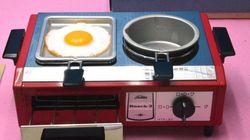 【めくってクイズ】昭和30~40年代レトロ家電、何に使う?