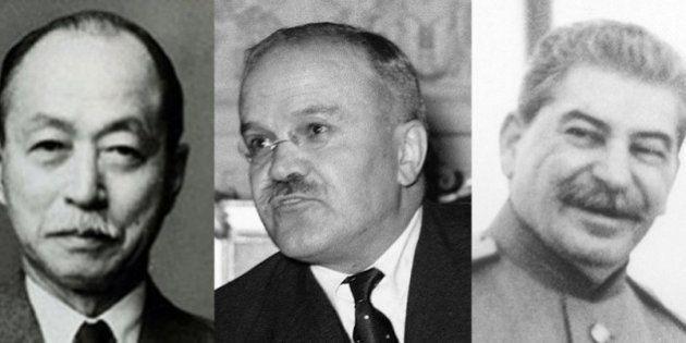 【戦後70年】まだソ連に望みを託す日本 1945年8月8日はこんな日だった