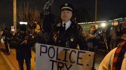 【黒人少年射殺】元白人警官がファーガソンの抗議デモを支持「警察は白人社会も虐げている」