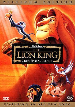 『ライオン・キング』実写化 ディズニーが発表