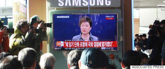 朴槿恵大統領の弾劾、一転して不透明に 与党「4月退任、6月選挙」で一致