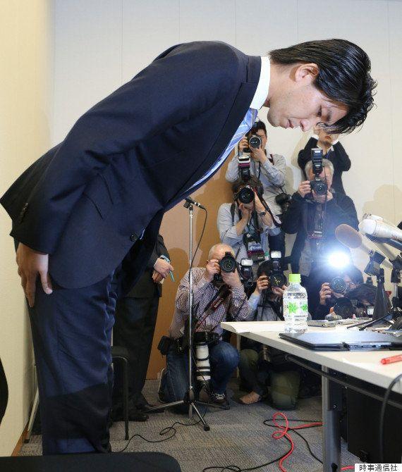 宮崎謙介議員「欲が勝ってしまった」