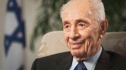 シモン・ペレス前イスラエル大統領が死去 中東和平でノーベル賞受賞