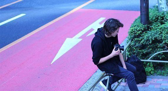 高校生で映像クリエイター、大学生でフリーランスに。長谷川カラム、19歳の仕事観とは