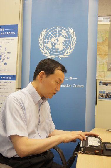 日本の国連加盟60周年記念シリーズ「国連を自分事に」