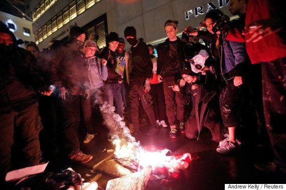 トランプ氏「星条旗を燃やしたら市民権剥奪も」