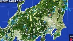 関東周辺、帰宅時間のゲリラ豪雨に注意 7月30日