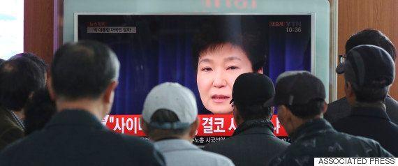 ただでは死なない朴槿恵大統領、進退丸投げで時間稼ぎ 弾劾同調の与党議員に揺さぶり
