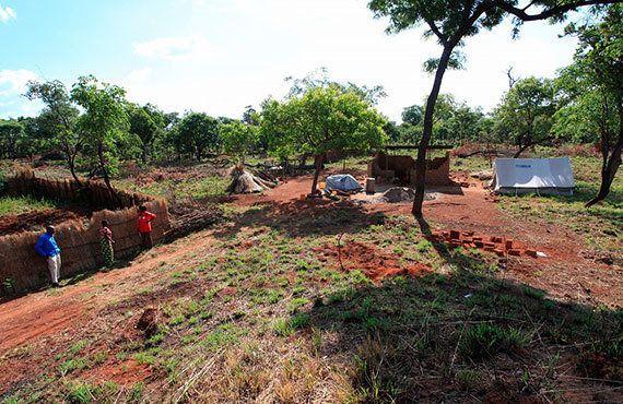 ザンビア:「元難民」の新たな生活を支える