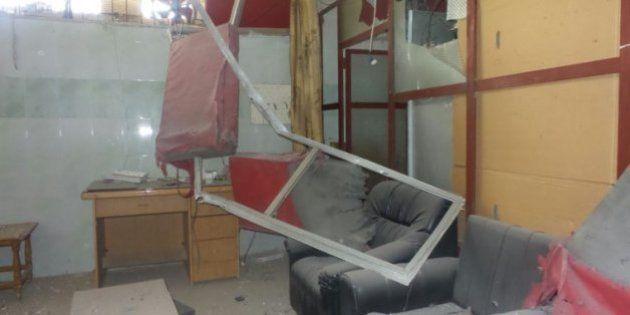 国境なき医師団、シリアで爆撃を受ける 3人死亡