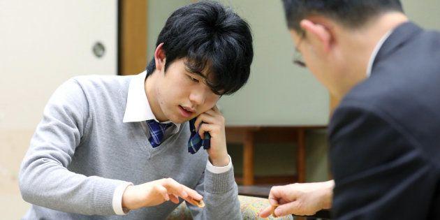 藤井聡太七段、早指し将棋は「決断力」