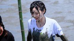 声優の田中美海さん、ドロンコになった姿が「可愛い」と話題に(動画・写真)