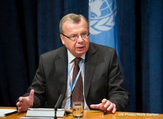 国連薬物犯罪事務所 ユーリ・フェドートフ事務局長: