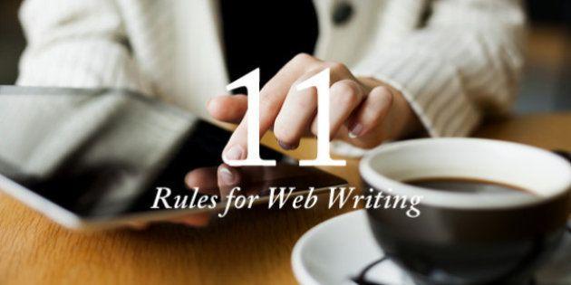 誰でも良い文章が書ける!Webライティング11のルール(スライド)