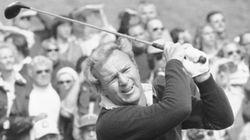アーノルド・パーマーさん死去 全米ツアー62勝の人気プロゴルファー
