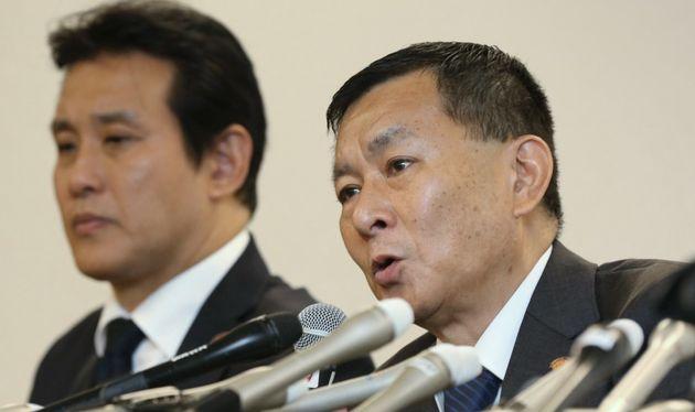 関東学生連盟は、内田氏と井上氏を「除名」処分にすると公表した
