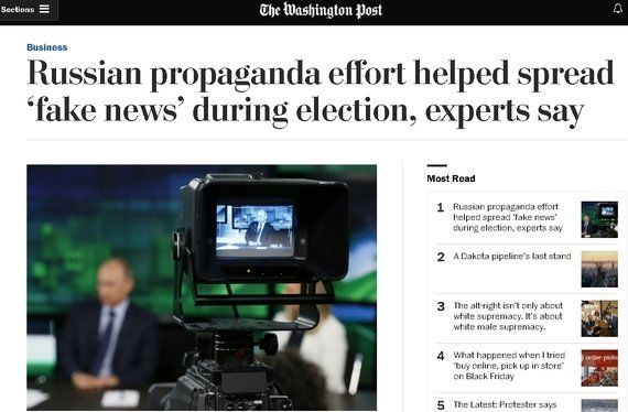 デマニュースはロシアのプロパガンダか、カネのなる木か