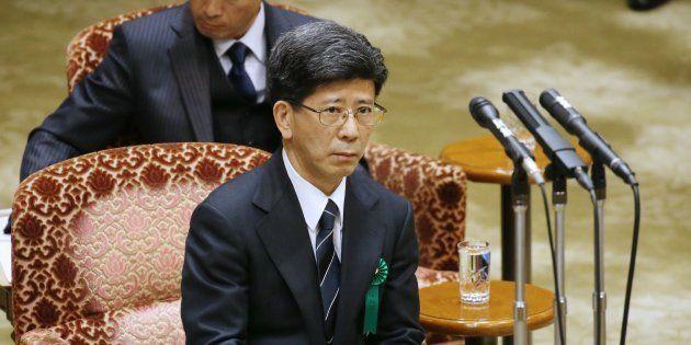 佐川 理財 局長