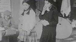 84年前の少女たちが「今の女子高生と同じ姿」と衝撃走る(動画)