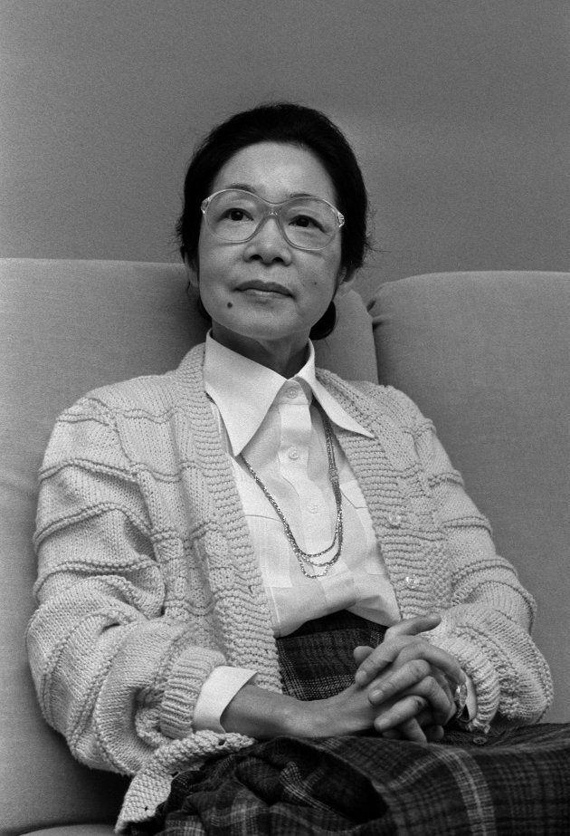 ▽ハセガワマチコ 漫画家、紫綬褒章受章 国民栄誉賞(1992)