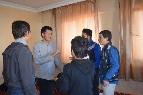 大学生の私がイスラム教の学校で1ヶ月過ごした話