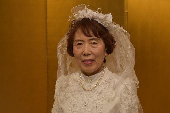平均69才の合同結婚式を見てきた(実録フォトレポート)