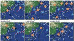 梅雨入り、東日本は今週中頃か 週の後半は熱帯低気圧に注意