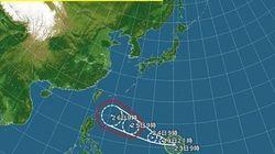 台風17号「メーギー」発生 発達しながら沖縄の南へ