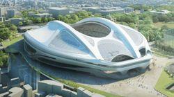新国立競技場は650億円程度で造れる