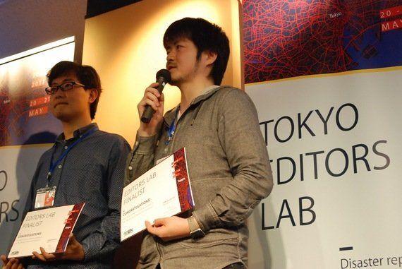災害の新しい伝え方は。グローバルエディターズネットワーク(GEN)によるTokyo Editors Lab