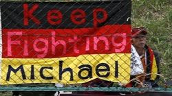 F1界のレジェンド、ミハエル・シューマッハの家族が「虚偽の記事」でドイツの雑誌を提訴