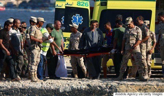 エジプト沖で難民船転覆、少なくとも51人死亡 200人超不明の恐れ