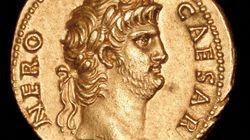 めちゃくちゃ珍しい2000年前の「暴君ネロの金貨」が出土