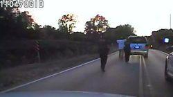 白人女性の警官が黒人男性を射殺、男性は両手を上げていた(動画)