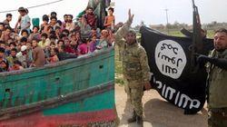ISの魔の手がロヒンギャに迫る